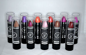 LAVAL MOISTURISING LIPSTICKS choose a shade
