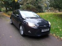 2013 FORD FOCUS ZETEC 1.0 ECOBOOST 5DR LOW MILEAGE HPI CLEAR MOT NO RESERVE