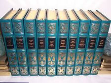 Easton Press MYTHS LEGENDS OF THE ANCIENT WORLD 10 vols Egypt China Japan Greek