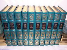 Easton Press MYTHS LEGENDS OF THE ANCIENT WORLD 10 vols Egypt China Japan Greek