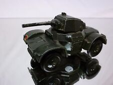 DINKY TOYS 670 ARMOURED CAR - ARMY GREEN - GOOD CONDITION (1)