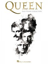 Queen Easy Piano Collection Sheet Music Book NEW 000139187