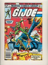GI Joe (Marvel Comics) You pick what you need to finish your collection.