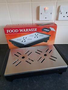 Table Top Food Warmer.  2 Tea Lights