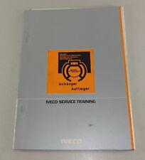 Schulungsunterlage Iveco Anänger Auflieger Bremsanlage