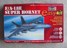 Revell 1/100 Scale F/A-18E Super Hornet Fighter Plane Model Kit NIB