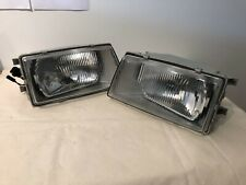 Holden Camira JB Headlight set (RH & LH)