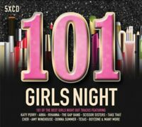 Artisti Vari - 101 Ragazze Night Nuovo CD