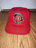 Nascar McDonalds Racing Team Bill Elliot #94 Hat