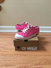 Genuine Women's UGG Broderick Casual Sneakers, Pebbled Pink, Size 6, New in Box