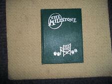 1959 MILESTONE COLLEGE PREP YEARBOOK CINCINNATI OH