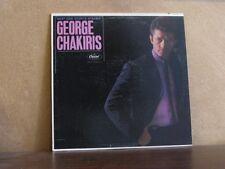 GEORGE CHAKIRIS - LP T1750 WEST SIDE STORY
