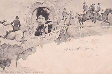 VENEZIA - Concorso Ippico di Beneficenza 1900
