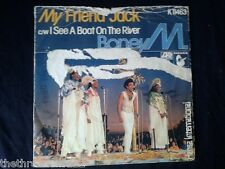 "VINYL 7"" SINGLE - MY FRIEND JACK - BONEY M - K11463"
