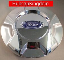 "New 2009-2014 Ford F150 F-150 17"" 5-spoke wheel Center Hub Cap CHROME"