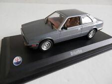WhiteBox WBS043. 1/43. Maserati Biturbo Metallic Grey.