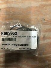 Koyker K662052 Seal Kit
