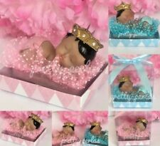 Baby Shower Favors African Ethnic Baby Cake Topper Party Decoration Boy Girl