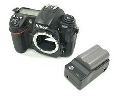 Nikon D300 12.3MP Digital SLR Camera - Black (Body Only)