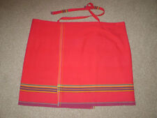 Unbranded Cotton Wrap, Sarong Short/Mini Skirts for Women