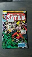 Son of Satan #2 Solid copy! 1976 Marvel Comics