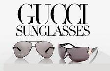 Genuine Gucci Sunglasses Replacement Lenses - Various