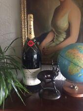More details for giant vintage factice display moet & chandon champagne bottle dummy breweriana
