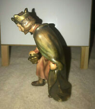 Goebel W Germany Nativity Standing Wiseman King with Urn