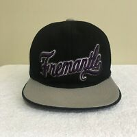 Fremantle Dockers First 18 Script Retro AFL Mens Snapback Cap Hat