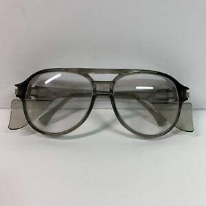 Vintage Aerosite Z87 Safety Glasses - Side Shields - American Optical