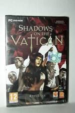 SHADOW OF THE VATICAN ATTO II IRA GIOCO NUOVO PC DVD VERSIONE ITALIANA FR1 40884