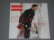 MICHAEL BUBLE Christmas (Red Vinyl) LP New Sealed Vinyl