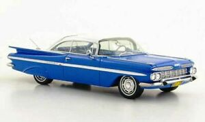 SPARK 1959 Chevrolet Impala Coupe 1/43 Scale Resin Model NEW FACTORY-SEALED!