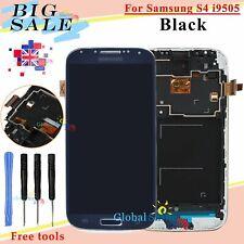 Écran pour Samsung Galaxy S4 i9505 Écran Tactile LCD Digitizer Assemblée UK Noir