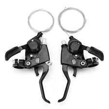 1 Pair MTB Bike Bicycly Shifter ST-EF51-7 Bicycle Gear Shifters 3x7S Right Left