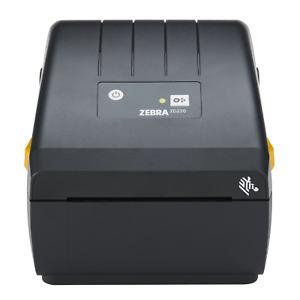 """Zebra ZD220 Direct Thermal Desktop Barcode Label Printer 4"""" 203 DPI USB"""