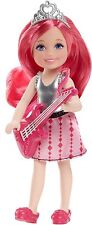 Barbie in Rock N Royals Pink Princess Chelsea Doll CKB68