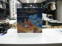 ALADDIN LP Europe Original Soundtrack Disney 2018