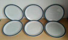 White Alfred Meakin Pottery Dinner Plates