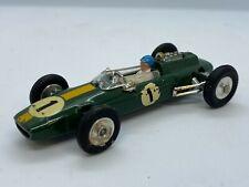 Corgi 155 Lotus Climax F1 Diecast Model Car Vintage Original Formula 1