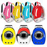 Breathable Pet Cat Carrier Puppy Dog Backpack Astronaut Space Capsule Travel Bag
