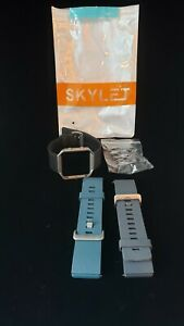 Skylet Replacement Bands With Metal Clasp