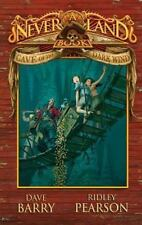 Cave of the Dark Wind: A Never Land Book (A Peter and the Starcatchers Never