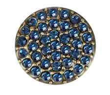 Ginger Snaps™ Brass Ritzy - Montana Jewelry - Buy 4, Get 5Th $6.95 Snap Free