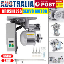 220V 550W Energy Saving Brushless Mute Servo Motor For Industrial Sewing Machine