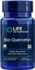 BIO-QUERCETIN IMMUNE SUPPORT HEART HEALTH, 30 Vegetarian capsules LIFE EXTENSION