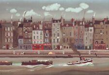 Le Remorqueur Michel Delacroix Art Print 12x17