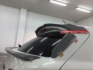 Mid Spoiler for Infiniti FX35/37/50/QX70 2008-2017 | SCL Global Concept™