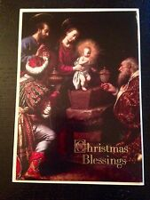 Lot 8 Religious Bridgeman Art Library, by Dolci Adoration Magi Christmas Cards