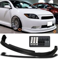 Fit For 05-10 Scion Tc Sport Style Pu Front Bumper Lip Chin Spoiler Body Kit